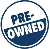 Pre Owned Equipment