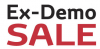 Ex-demo-Sale